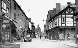 Tamworth, Silver Street 1949