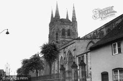 Tamworth, St Editha's Church c.1950