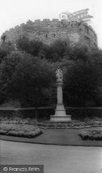 Tamworth, The Castle c.1955