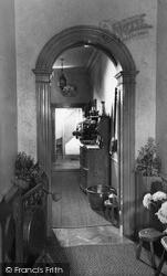 Tamworth, The Hall, Wigginton Hotel c.1955