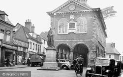Tamworth, Town Hall 1949