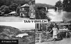 Composite c.1955, Tan-Y-Bwlch