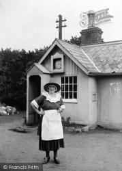 Ffestiniog Railway, The Station Mistress 1935, Tan-Y-Bwlch