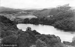 Mary's Lake c.1950, Tan-Y-Bwlch