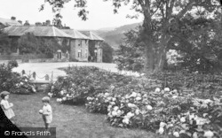 Oakeley Arms Hotel 1930, Tan-Y-Bwlch