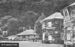 Oakley Arms Hotel c.1955, Tan-Y-Bwlch