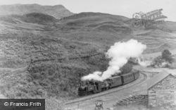 The Ffestiniog Railway c.1955, Tan-Y-Bwlch