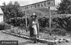 The Station Mistress 1937, Tan-Y-Bwlch