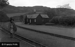 The Station Mistress 1939, Tan-Y-Bwlch