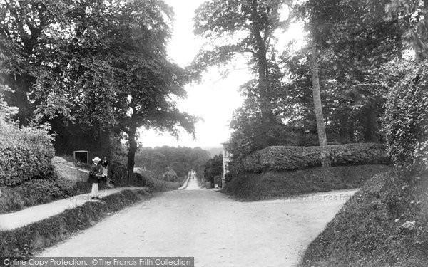 themes places surrey tandridge crowhurst