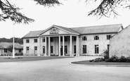 Taplow, Canadian Red Cross Memorial Hospital c1955