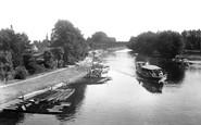 Taplow, Riverside 1921
