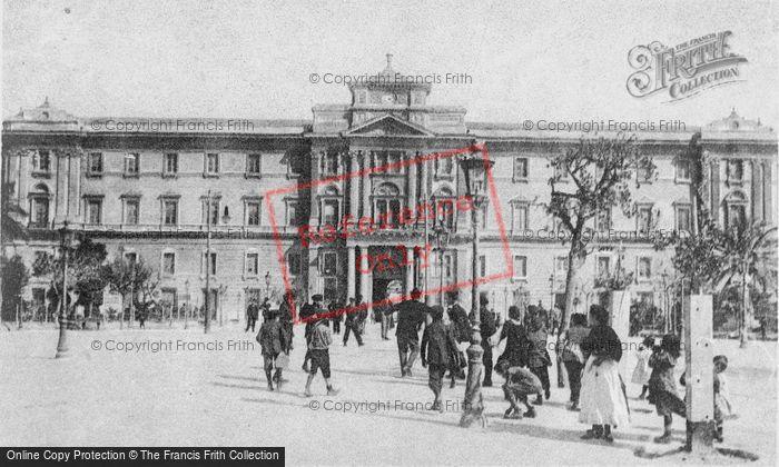 Photo of Taranto, Palazzo Degli Uffici c.1910