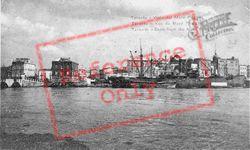 Seen From Mare Piccolo c.1917, Taranto