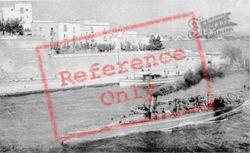Torpedo Boat c.1910, Taranto