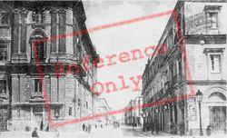 Via D'Aquino c.1910, Taranto