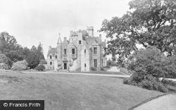 Tarbert, Stonefield Castle Hotel c.1935