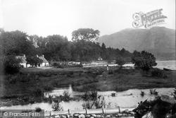 Loch Lomond 1899, Tarbet