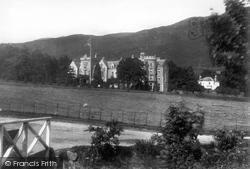 The Tarbet Hotel, Loch Lomond 1899, Tarbet
