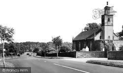 St Mary's Church 1952, Tarleton
