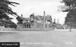 Tarporley, Hampton House School c.1955