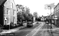 Tarporley, High Street c.1965