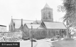 Tarporley, St Helen's Church c.1965
