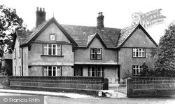 The Old Manor House (1586) c.1955, Tarporley