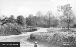 Cross Roads c.1955, Tatsfield