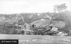 Ham Hill c.1955, Tatsfield