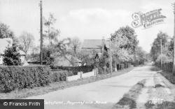 Paynesfield Road c.1955, Tatsfield