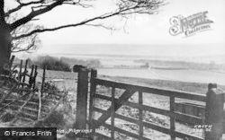 Pilgrims Way c.1955, Tatsfield