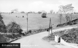 Ship Hill c.1955, Tatsfield