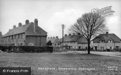 Westmore Cottages c.1955, Tatsfield