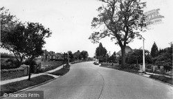 Great Tattenhams c.1950, Tattenham Corner