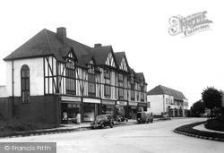 The Parade c.1955, Tattenham Corner