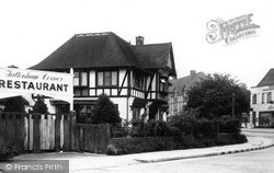 The Restaurant c.1955, Tattenham Corner