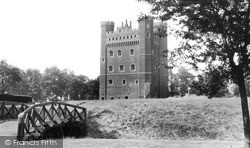 Castle c.1955, Tattershall