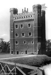 The Castle c.1955, Tattershall