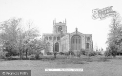 The Church c.1955, Tattershall