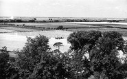 Tattershall, the Fens c1955