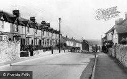 Dyke Hill c.1960, Tatworth