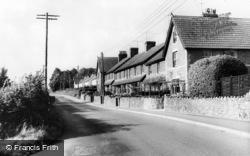 Perry Street c.1960, Tatworth