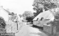 South Chard c.1960, Tatworth