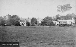 Taunton, Barracks, Officers Quarters 1888