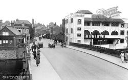 Bridge Street 1923, Taunton