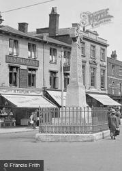 Taunton, Burma War Memorial 1925