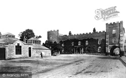 Castle Hotel c.1869, Taunton