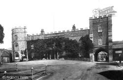 Clarke's Family Hotel 1902, Taunton