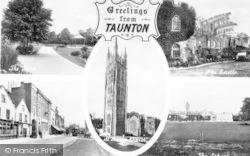 Taunton, Composite c.1910